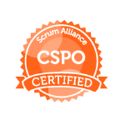 Product Owner Certification badge